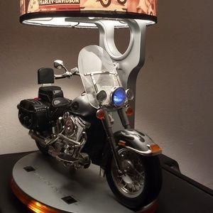 Harley Davidson Lamps